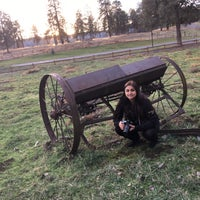 Photo taken at Running Y Ranch Resort by Smruthi S. on 11/27/2016