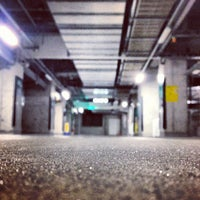Photo taken at Thinkpark 駐車場 by Kazuyuki S. on 6/24/2013