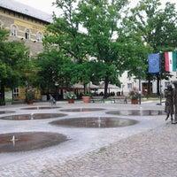 Photo taken at Kossuth tér by Kovacs K. on 5/24/2013