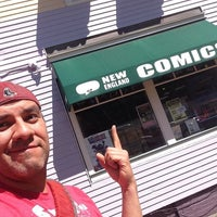 Photo taken at New England Comics by Jesus C. on 8/21/2016