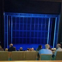 Photo taken at Kansas City Repertory Theatre: Copaken Stage by Marynell C. on 10/25/2014