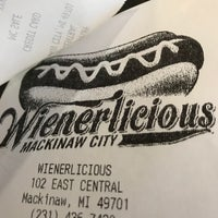 Photo taken at Weinerlicious by Paul S. on 6/12/2017