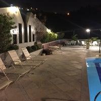 Das Foto wurde bei Merlin Copacabana Hotel von Elif D. am 5/23/2017 aufgenommen