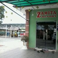 Photo taken at Zamita Resort by Pyka D. on 9/30/2016