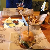 Photo taken at Bareburger by Shabana C. on 1/12/2013