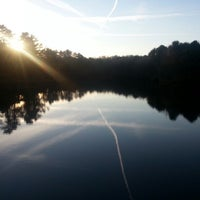 Photo taken at Shelton Lakes Rec Path by Franklyn B. on 12/23/2012