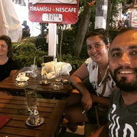 Photo taken at Cafe Turco by Ahmet Ö. on 7/2/2017