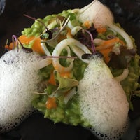 Снимок сделан в Adrian Quetglas restaurante пользователем Rosa T. 9/14/2016