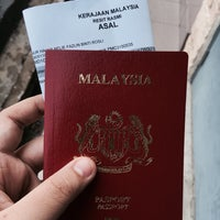Photo taken at Pejabat Imigresen Negeri Kelantan by Nelie F. on 5/15/2016
