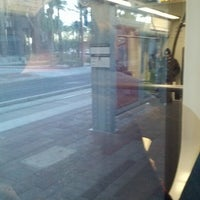 Photo taken at Thomas/Central Ave METRO by Caleb C. on 1/15/2013