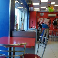Photo taken at Domino's Pizza by Pratap K. on 1/26/2013