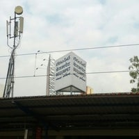 Photo taken at Begumpet Railway Station by Pratap K. on 2/16/2013