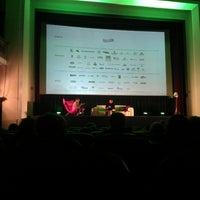 Photo taken at Kino Neptun by Piotr Gocał on 11/23/2013