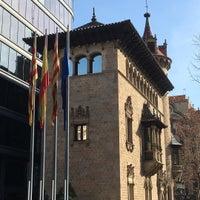 Photo taken at Diputació de Barcelona by Raul S. on 2/2/2016