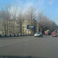 Photo taken at Площадь 2-й Пятилетки by Eva E. on 2/2/2016