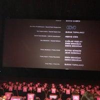 10/30/2016 tarihinde Yusuf Alpaslan Ö.ziyaretçi tarafından Cinemaximum'de çekilen fotoğraf
