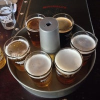 Photo taken at Mitchell's Brewery by Dave M. on 8/9/2014