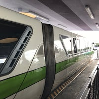 Photo taken at Monorail Green by Mike H. on 12/17/2016