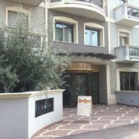 Photo taken at Hotel Sovrana by Massimiliano F. on 10/18/2012