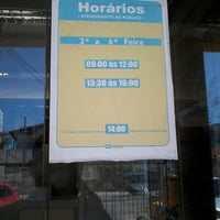 Photo taken at Correios AC Icaraí by Jaime M. on 7/9/2014