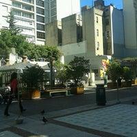 Photo taken at Universidad Argentina de la Empresa (UADE) by Sebas P. on 3/27/2013