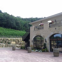 Photo taken at Wollersheim Winery by Melissa S. on 8/24/2013