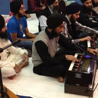 Photo taken at Sri Guru Singh Sabha Glen Rock Gurdwara by Jesse M. on 12/30/2012