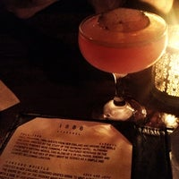 Photo taken at 1886 Bar at The Raymond by Chris on 11/9/2012