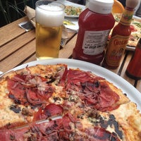 Photo taken at California Pizza Kitchen by Billy on 6/19/2013