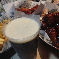 Photo taken at Wingstop by Billy on 11/29/2012