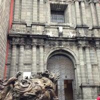Photo taken at Templo de Santo Domingo by Billy on 9/16/2013