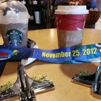 Photo taken at Starbucks by Tami M. on 11/25/2012