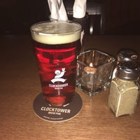 Photo taken at Clocktower Brew Pub by Ernie M. on 1/5/2016