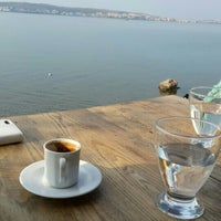 Photo taken at Yelken Cafe by Melike E. on 3/20/2016