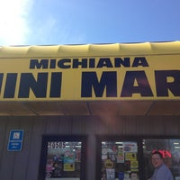 Photo taken at Michiana Mini Mart by Sarah F. on 4/4/2013
