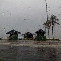 Photo taken at Praia Do Costa Azul by Antonio Sergio S. on 11/29/2013