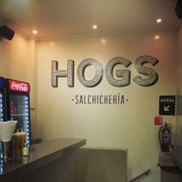 Photo taken at Hogs by Nicolas D. on 3/21/2013