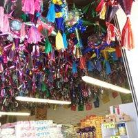 Photo taken at Piñata District - Los Angeles by Raj P. on 2/15/2016