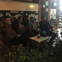 Photo taken at Tufan Erkek Kuaförü by Cafer B. on 6/11/2016