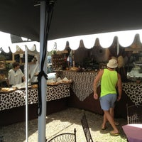 Photo taken at Noosa Farmers Market by Tom V. on 3/24/2013