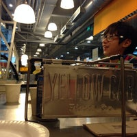 Photo taken at Yellow Cab Pizza Co. by Jan R. on 11/1/2013