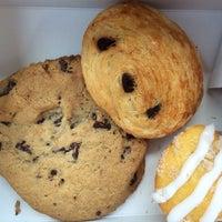 Photo taken at la Madeleine French Bakery & Café Mandeville by Teresa on 7/31/2014