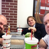 Photo taken at Firehouse Subs by iGoByDoc on 3/7/2013