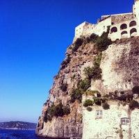 Foto scattata a Castello Aragonese da Natalia P. il 7/2/2013