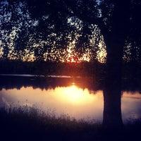 Снимок сделан в Екатерининский парк пользователем Natalia P. 6/6/2013
