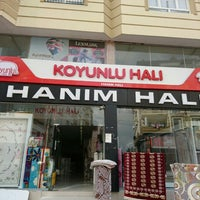 Photo taken at Koyunlu Halı by Sefa Ö. on 6/27/2016