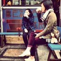 Photo taken at Beaner Bar by Jun L. on 10/28/2012