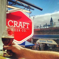 Photo taken at The Craft Beer Co by Biff on 4/6/2013
