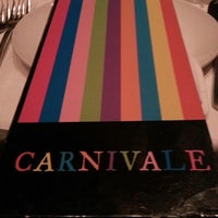 Photo taken at Carnivale by Ryan Z. on 12/22/2012
