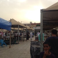 Photo taken at سوق الخضار والفواكه by madani b. on 7/16/2013